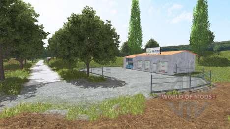 Rolnikowo v2.0 para Farming Simulator 2017