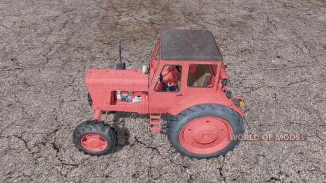 MTZ 52 4x4 para Farming Simulator 2015