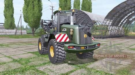 JCB 435S paintable para Farming Simulator 2017