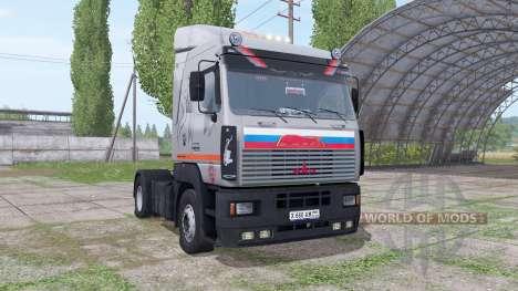 MAZ 544008 para Farming Simulator 2017