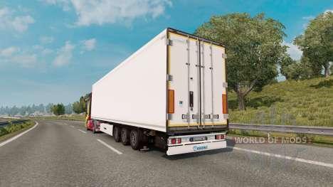 Krone Cool Liner Duoplex para Euro Truck Simulator 2