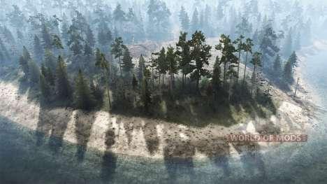 Island Recue para Spintires MudRunner