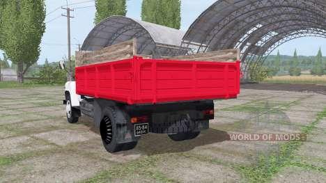 GAZ 53 DE LA UNIÓN SOVIÉTICA para Farming Simulator 2017