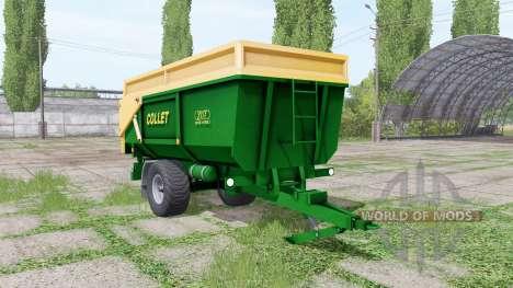 ZDT NS 8 Collet para Farming Simulator 2017