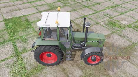 Fendt Favorit 600 LS Turbomatik para Farming Simulator 2017