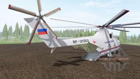 Mi 26T para Farming Simulator 2017