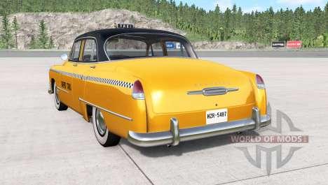 Burnside Special Taxi para BeamNG Drive