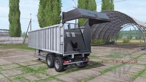 Fliegl Gigant ASS 298 v1.1 para Farming Simulator 2017