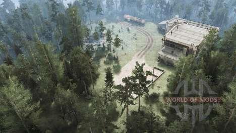 AWD trails para Spintires MudRunner