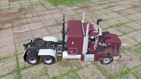 Peterbilt 377 para Farming Simulator 2017