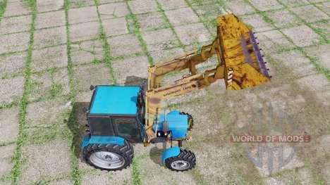MTZ 82.1 para Farming Simulator 2017