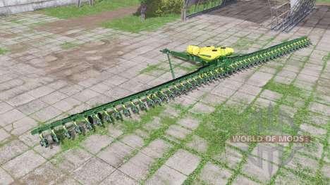 John Deere DB120 para Farming Simulator 2017