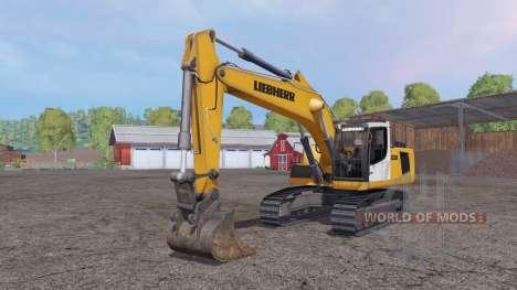 Liebherr R 936 para Farming Simulator 2015