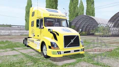 Volvo VNL 780 para Farming Simulator 2017