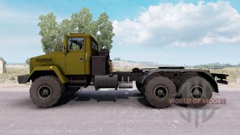 KrAZ 6446 2006 para American Truck Simulator