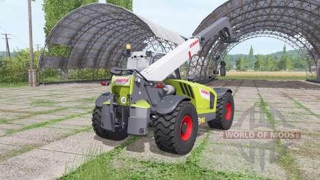 CLAAS Scorpion 7055 v1.2 para Farming Simulator 2017