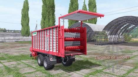 POTTINGER JUMBO 7210 combiline para Farming Simulator 2017