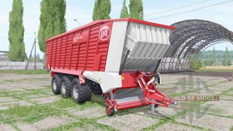 Lely Tigo XR 100 D para Farming Simulator 2017