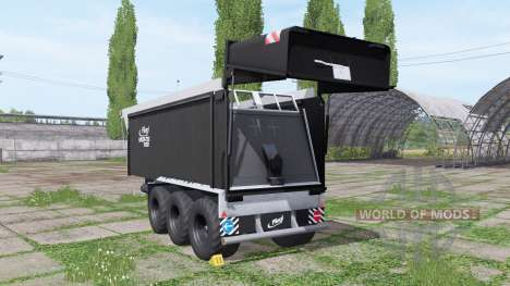 Fliegl ASW 381 GREEN-TEC para Farming Simulator 2017
