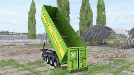 Fliegl DHKA para Farming Simulator 2017