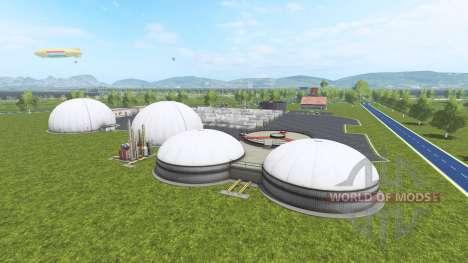 Hungría v1.4 para Farming Simulator 2017