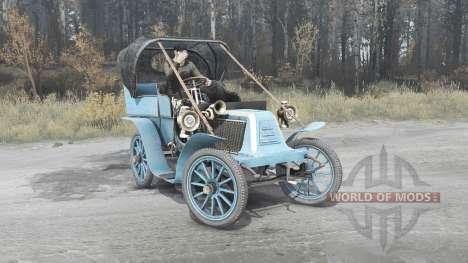 Renault Type G 1902 para Spintires MudRunner