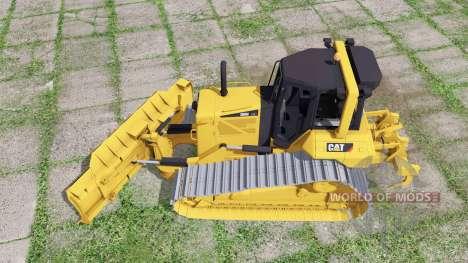 Caterpillar D6N LGP para Farming Simulator 2017