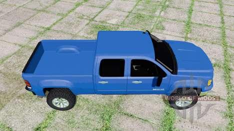 GMC Sierra 2500 HD Crew Cab 2010 para Farming Simulator 2017
