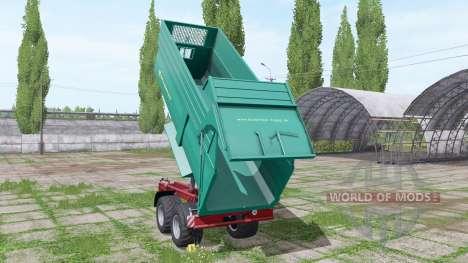 Grabmeier Muldenkipper para Farming Simulator 2017