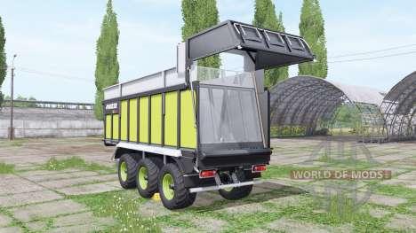 JOSKIN DRAKKAR 8600 CLAAS Edition para Farming Simulator 2017