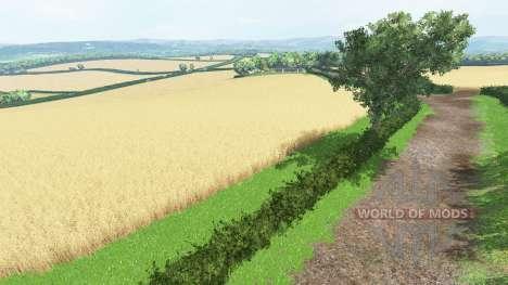 Coldborough Farm para Farming Simulator 2015