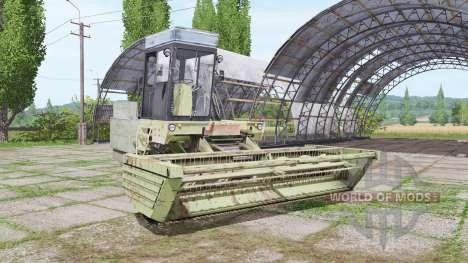 Fortschritt E 281-E para Farming Simulator 2017