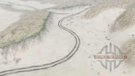 Canyonlands para Spin Tires