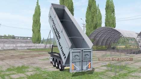 MENCI SA 850 R Virtuelle Landwirtschaft para Farming Simulator 2017