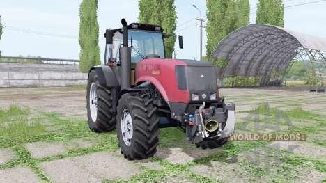 Belarús 2822ДЦ para Farming Simulator 2017