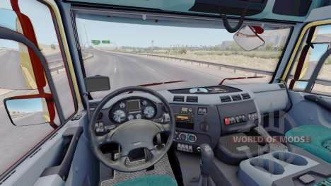 DAF CF85.530 4x2 Space Cab 2006 para American Truck Simulator