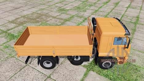 KAMAZ 45253 para Farming Simulator 2017