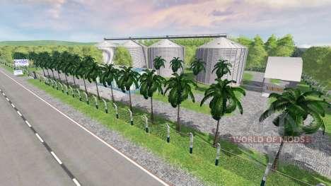 Parana para Farming Simulator 2015
