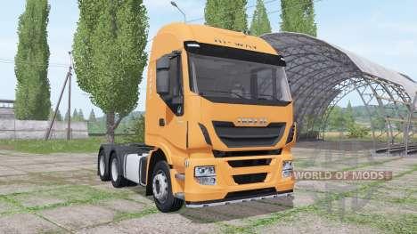 Iveco Stralis Hi-Way 560 2013 para Farming Simulator 2017