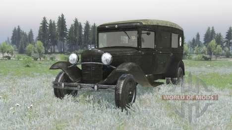 GAS 55 1938 Sanitarias para Spin Tires