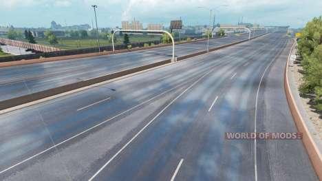 Superior de la lluvia para American Truck Simulator