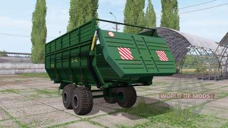 SAL 45 para Farming Simulator 2017