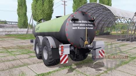 Kaweco Profi III v1.3.0.1 para Farming Simulator 2017