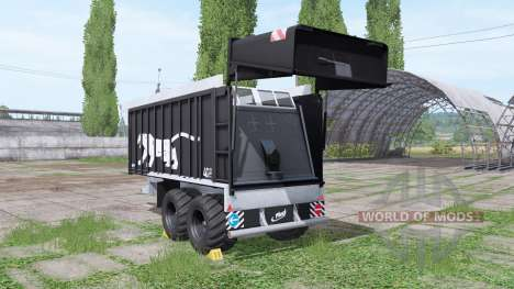 Fliegl ASW 271 Black Panther para Farming Simulator 2017