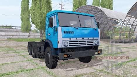 KamAZ 5410 para Farming Simulator 2017