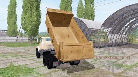KrAZ C18.1 de 2011 para Farming Simulator 2017