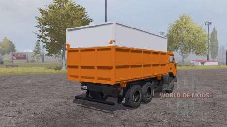KAMAZ 55102 para Farming Simulator 2013