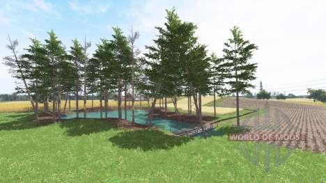 Granja polaca v2.0 para Farming Simulator 2017