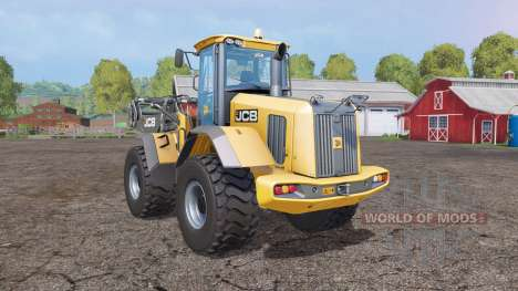 JCB 435S para Farming Simulator 2015