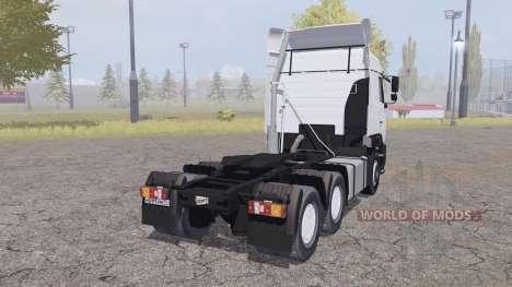 MAZ 6430А8 para Farming Simulator 2013